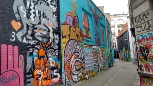 Flanders.Graffiti Alley